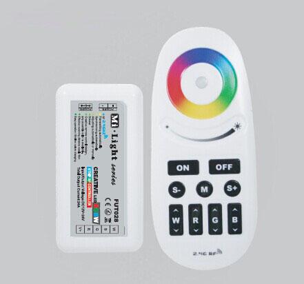 PART#JN120226        RF Controller RGBW