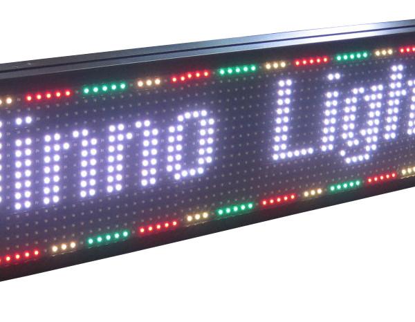 "PART#JN120239,40,41        39""x8"" LED Sign"